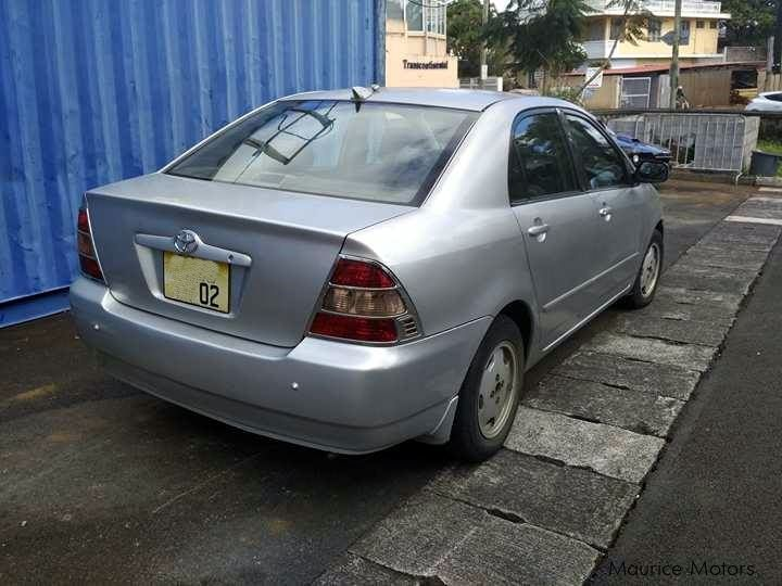 Pre-owned Toyota NZE Corrolla for sale in