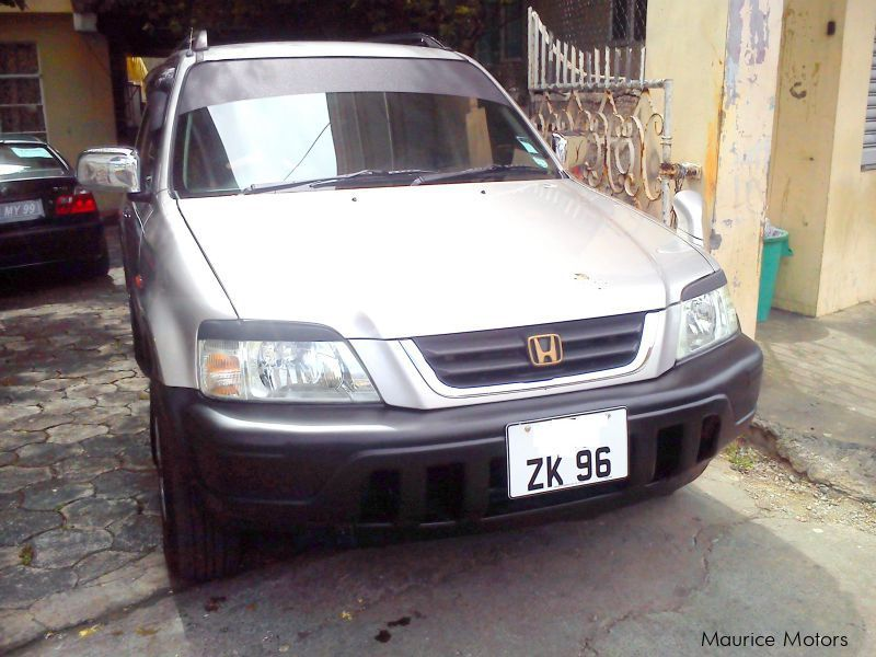 Used Honda CRV for sale in Mauritius