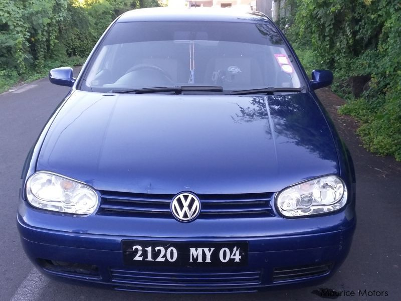Pre-owned Volkswagen Golf 4 for sale in Mauritius
