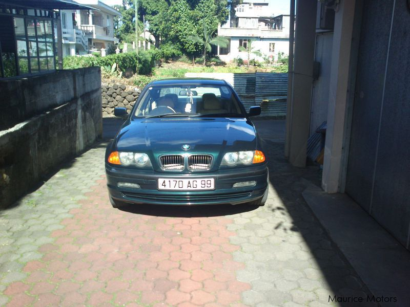Used BMW 318 i E46 for sale in Mauritius
