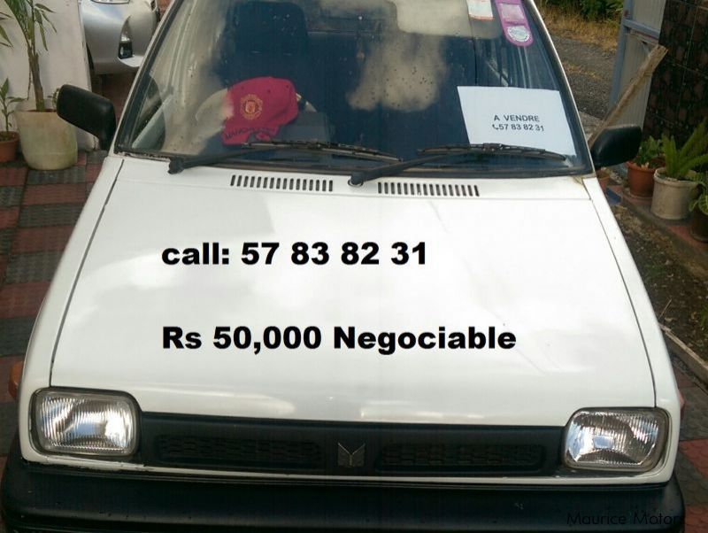 Used Suzuki Maruti 800 for sale in