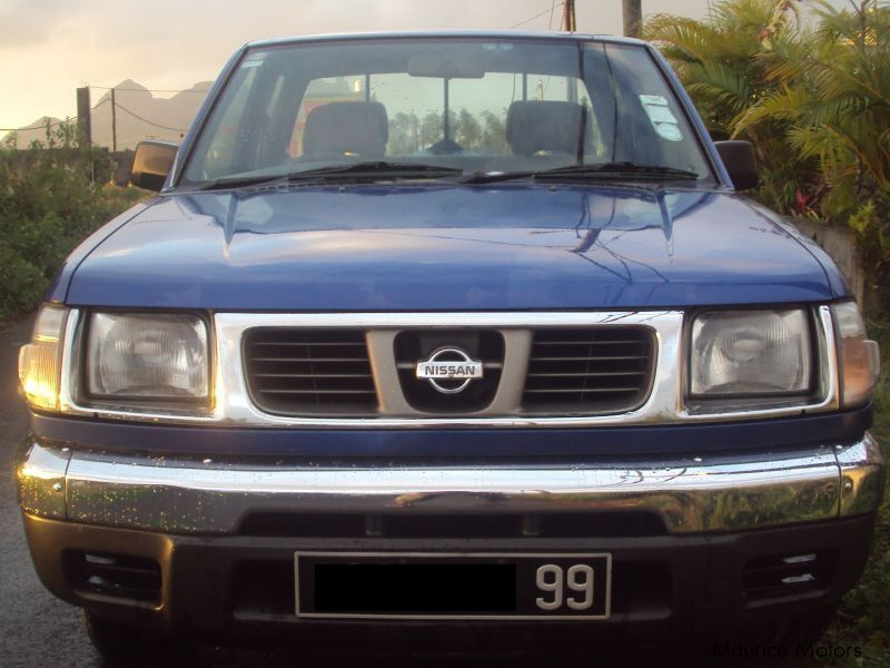 Used Nissan TD 27 for sale in Mauritius
