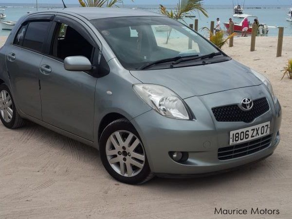Pre-owned Toyota yaris for sale in Mauritius