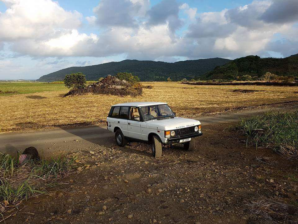 Pre-owned Land Rover Range Rover Classic for sale in