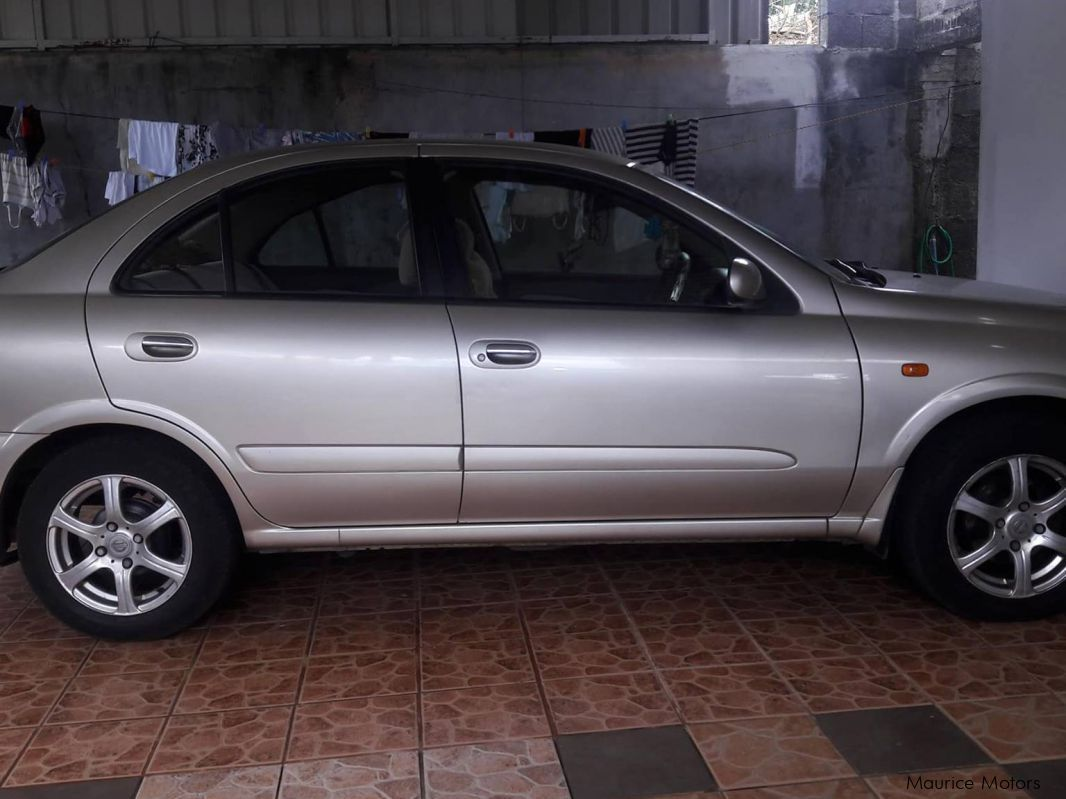 Pre-owned Nissan Sunny for sale in