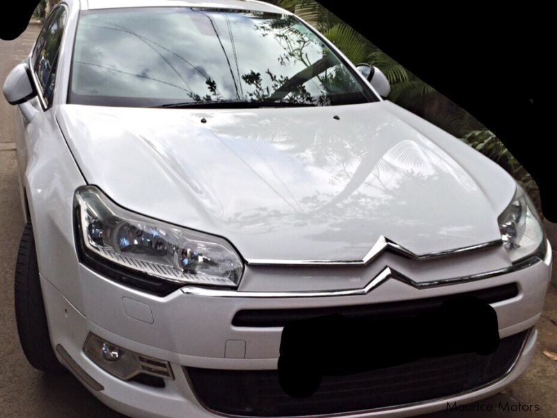 Pre-owned Citroen C5 for sale in Mauritius