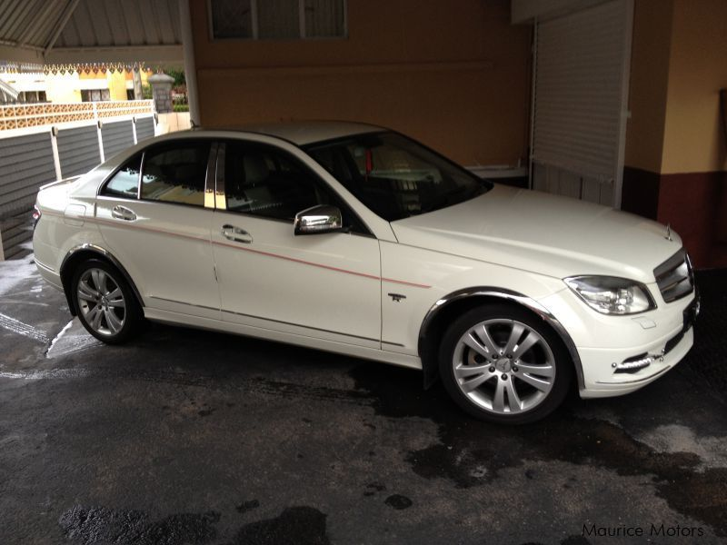 Used Mercedes-Benz C180 KOMPRESSOR for sale in Mauritius
