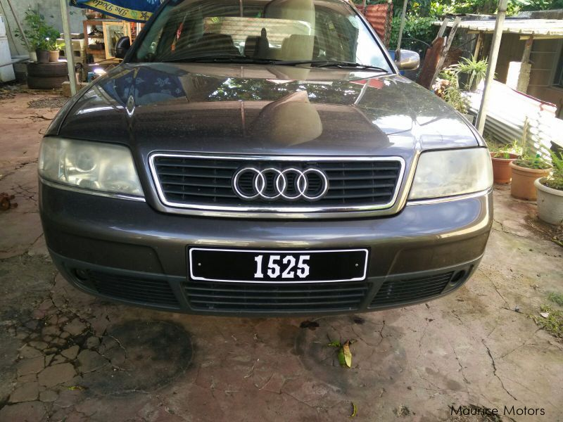 Pre-owned Audi A6 for sale in Mauritius