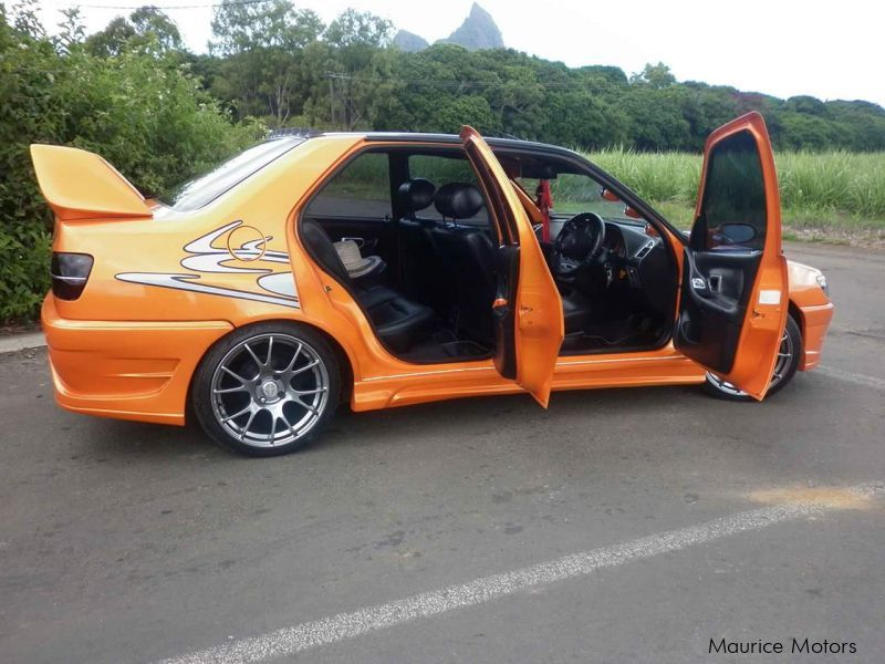 Pre-owned Peugeot 306 for sale in Mauritius