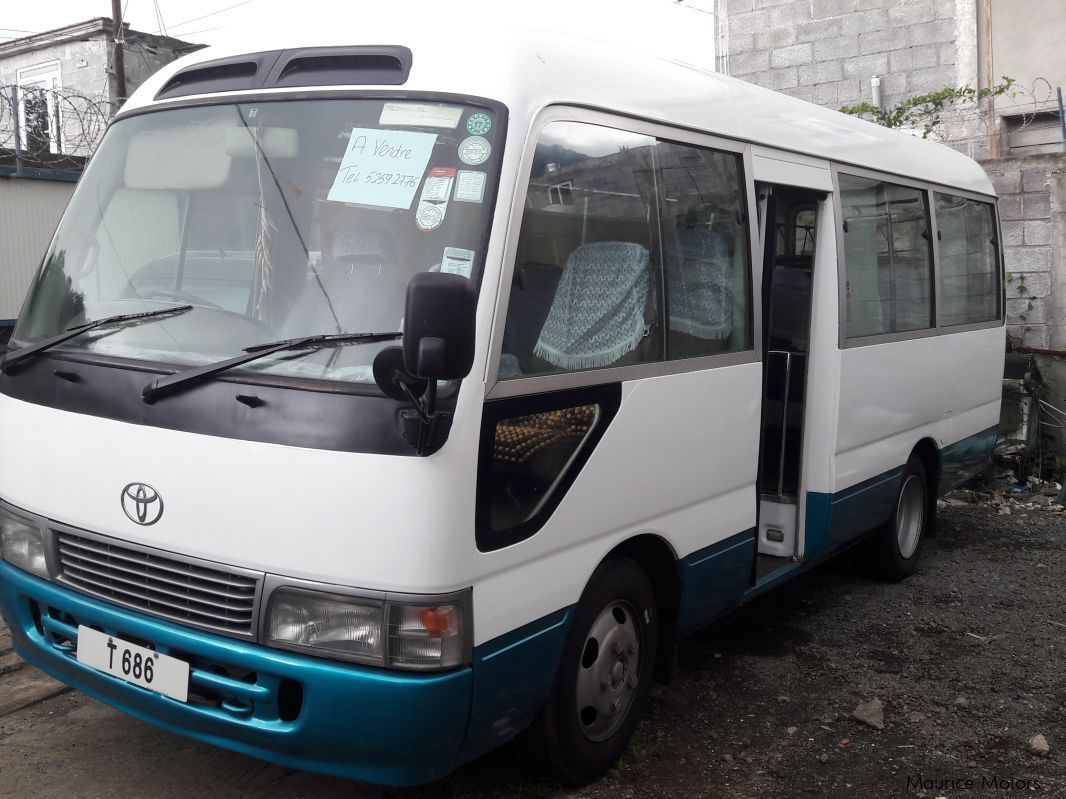 Pre-owned Toyota Coaster for sale in