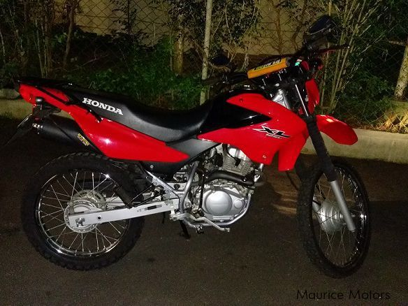 Used Honda XL 125 for sale in Mauritius