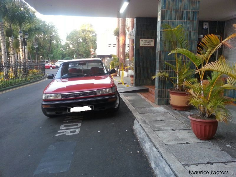 Pre-owned Toyota EE90 for sale in Mauritius
