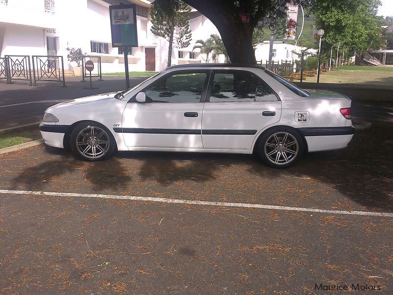 Pre-owned Toyota carina for sale in Mauritius