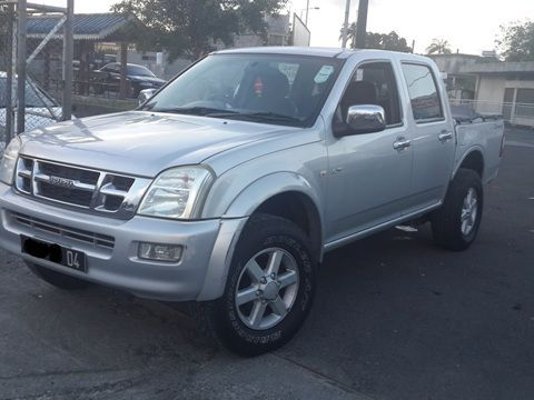 Used Isuzu D-max for sale in Mauritius