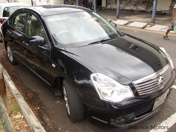 Used Nissan Bluebird Sylphy for sale in Mauritius