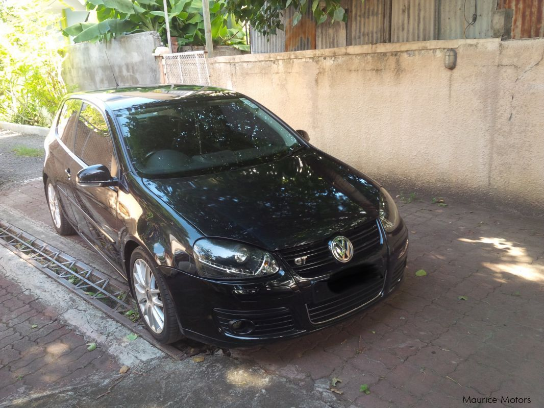 Pre-owned Volkswagen GOLF MK5 GT for sale in