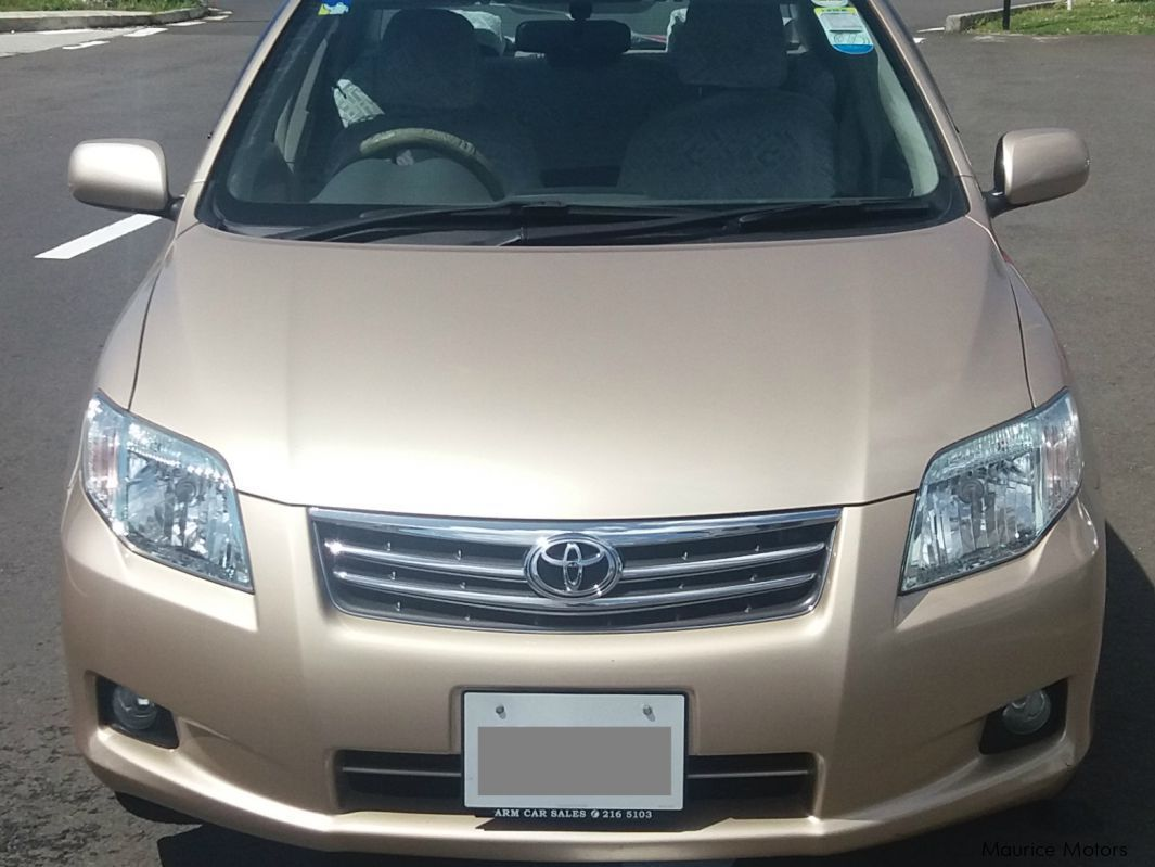 Used Toyota axio for sale in
