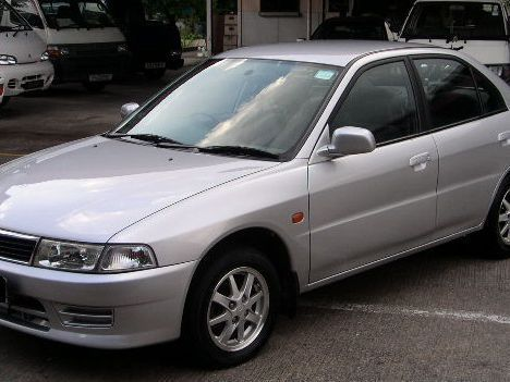 Pre-owned Mitsubishi Lancer for sale in Mauritius
