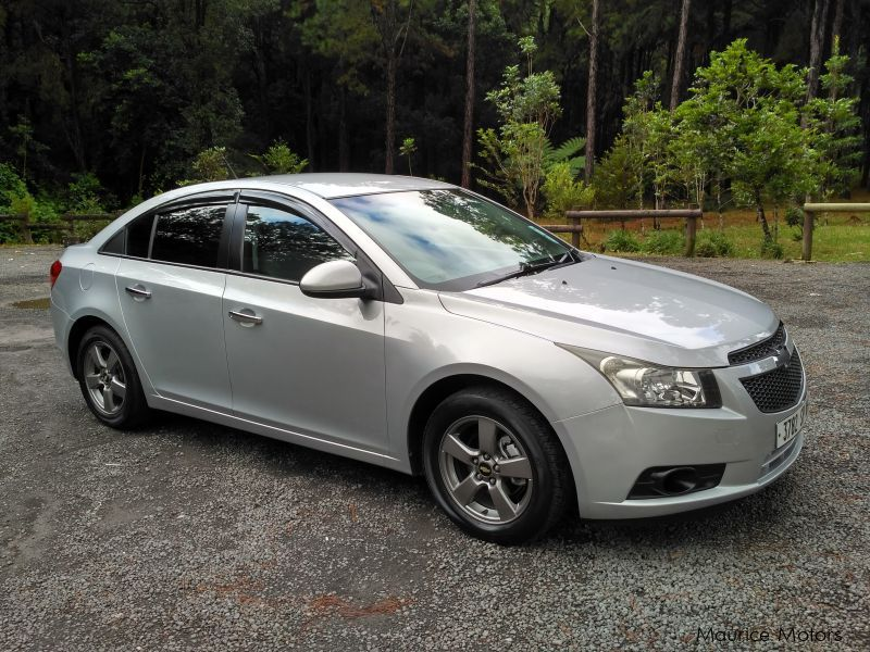 Pre-owned Chevrolet Cruze LT for sale in Mauritius