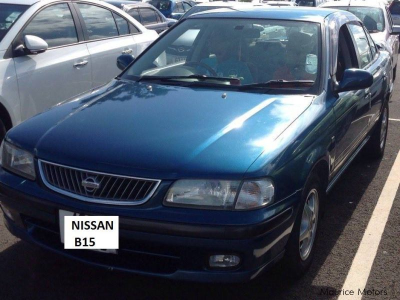 Pre-owned Nissan B15 for sale in Mauritius