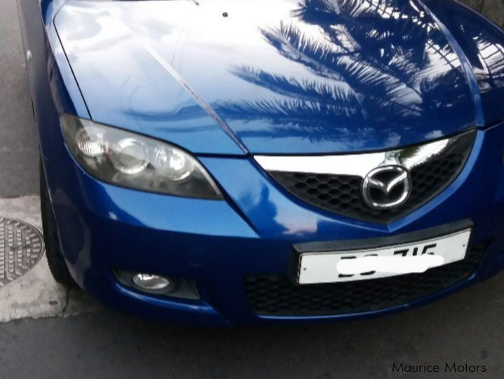Pre-owned Mazda Mazda 3 2007 Local for sale in