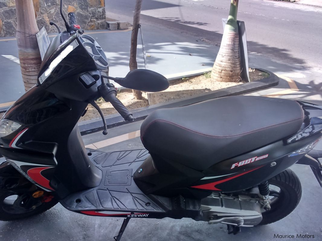 Used Keeway Fact EVO for sale in