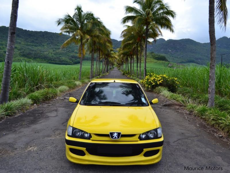 Used Peugeot 306 for sale in Mauritius