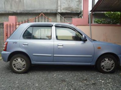 Used Nissan March K11 for sale in Mauritius