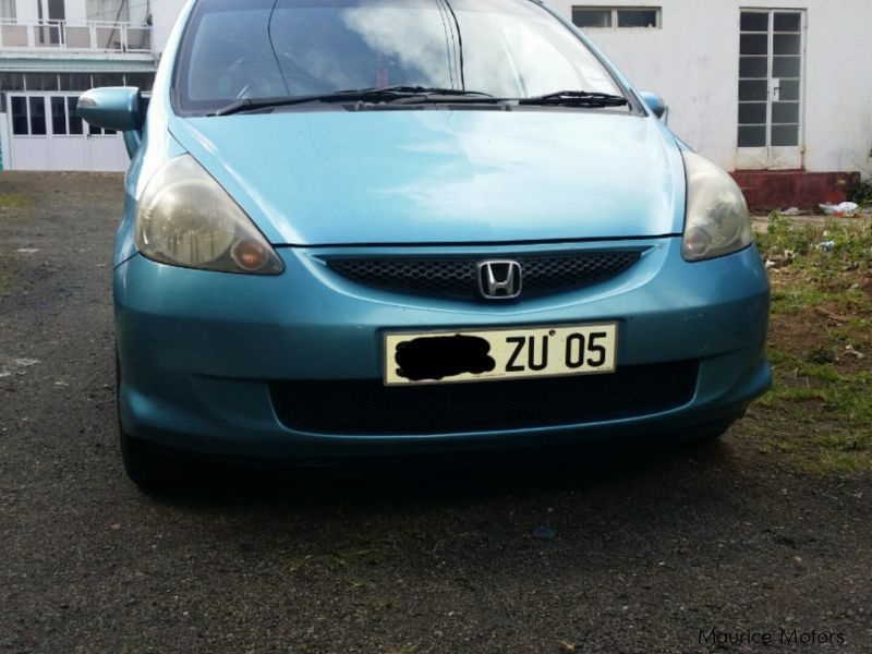 Pre-owned Honda fit for sale in Mauritius