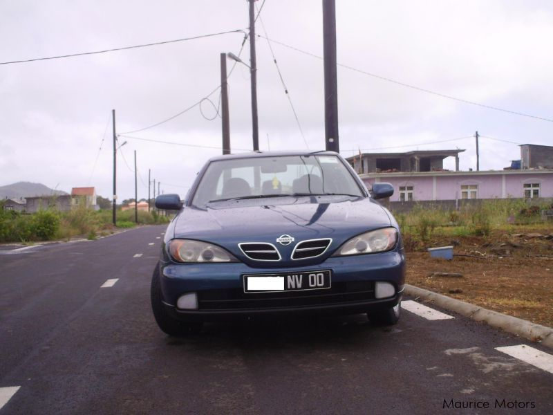 Pre-owned Nissan PRIMERA for sale in Mauritius