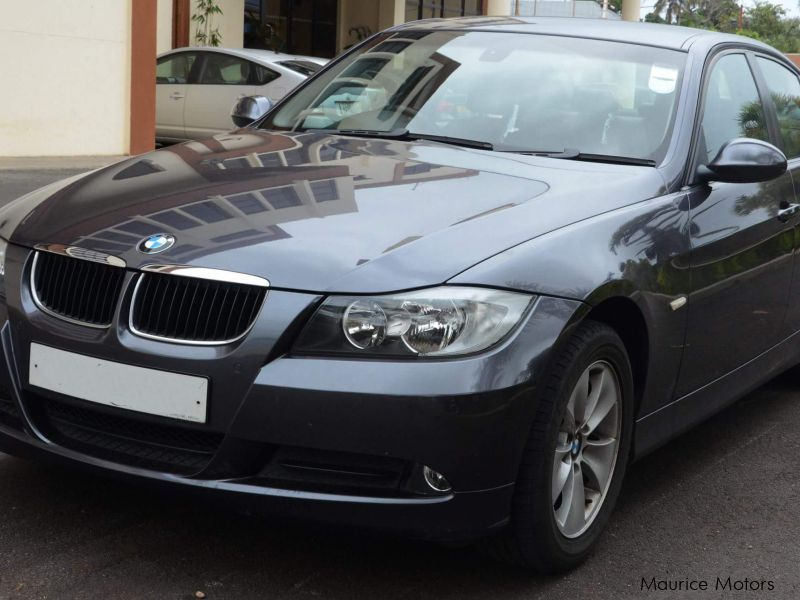 Pre-owned BMW 316 for sale in Mauritius