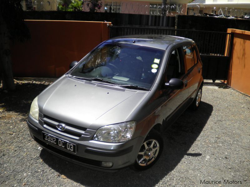 Used Hyundai Getz for sale in Mauritius