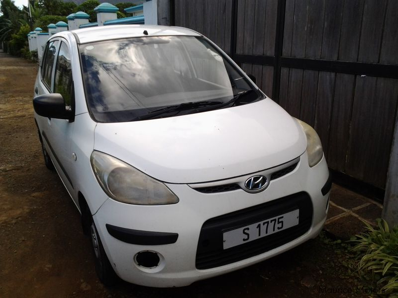 Pre-owned Hyundai i 10 for sale in Mauritius