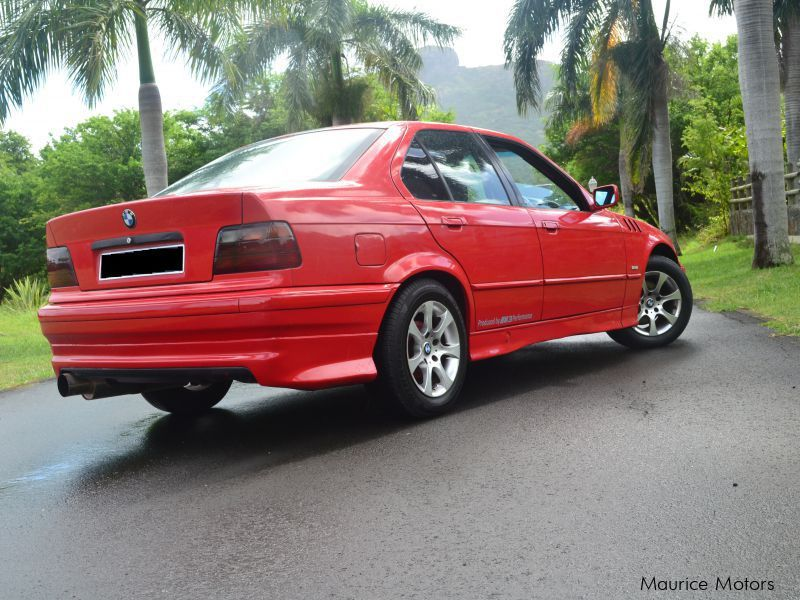 Pre-owned BMW 318 for sale in Mauritius