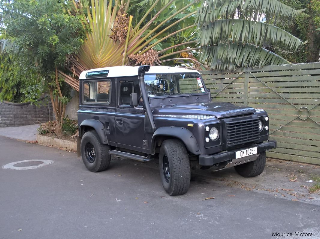 Pre-owned Land Rover td300 for sale in