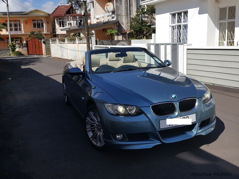Used BMW 320i Convertible for sale in Mauritius