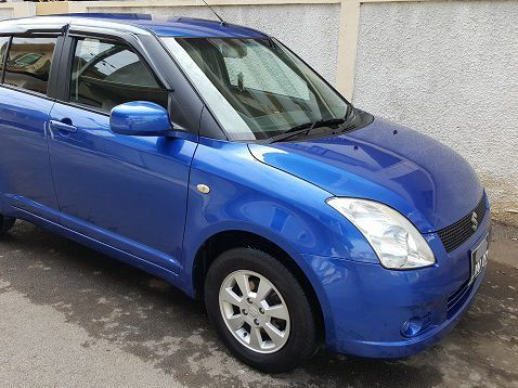 Pre-owned Suzuki Swift (India) for sale in Mauritius