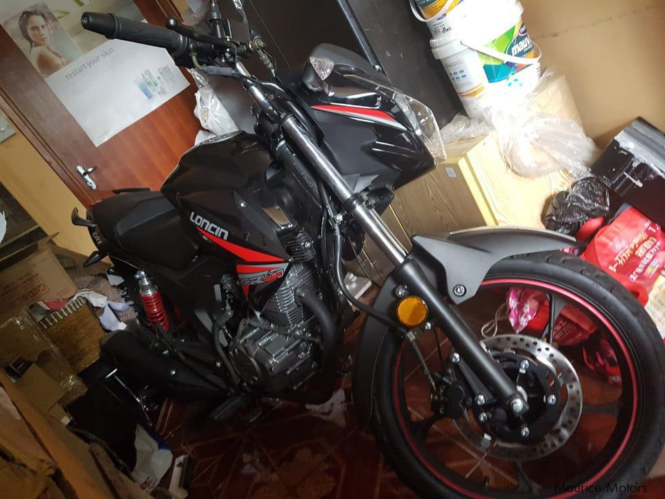 Pre-owned Loncin 150cc for sale in