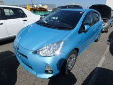 Pre-owned Toyota aqua hybrid for sale in