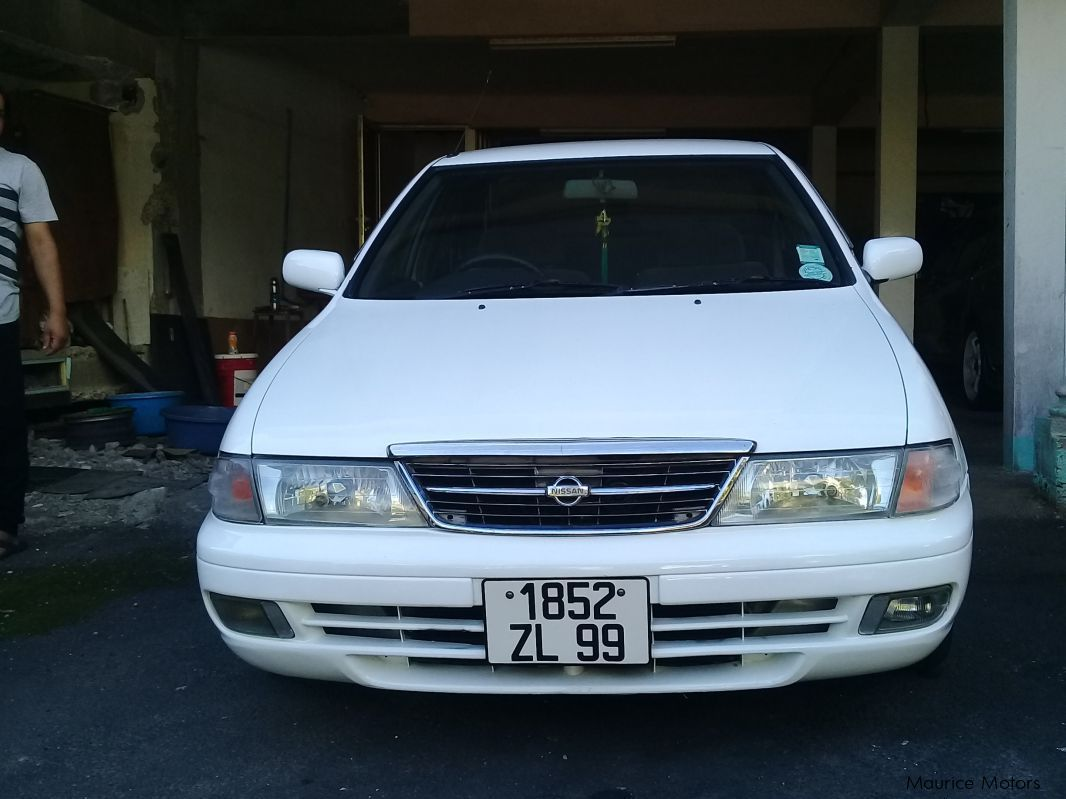 Pre-owned Nissan Sunny B14 for sale in