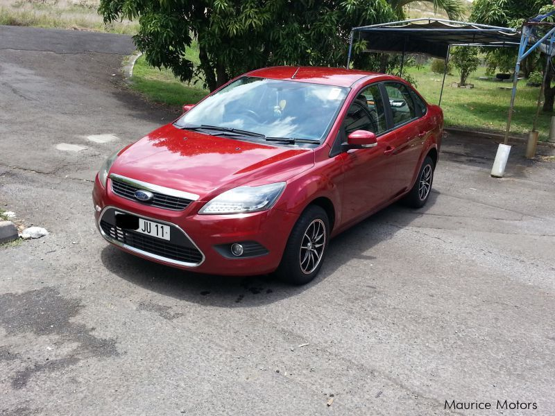 Pre-owned Ford focus for sale in Mauritius