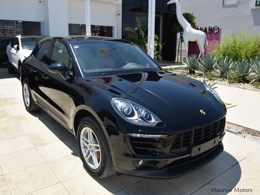 Used Porsche macan in Mauritius