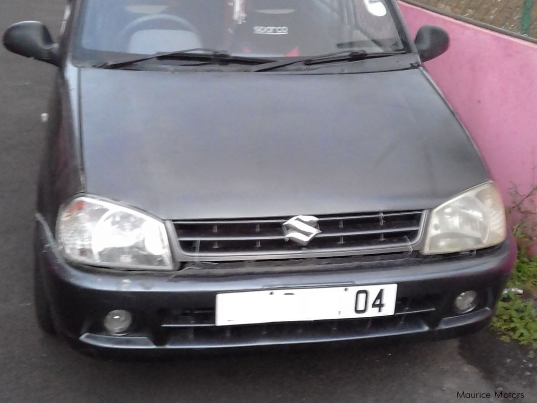 Pre-owned Suzuki alto zen for sale in
