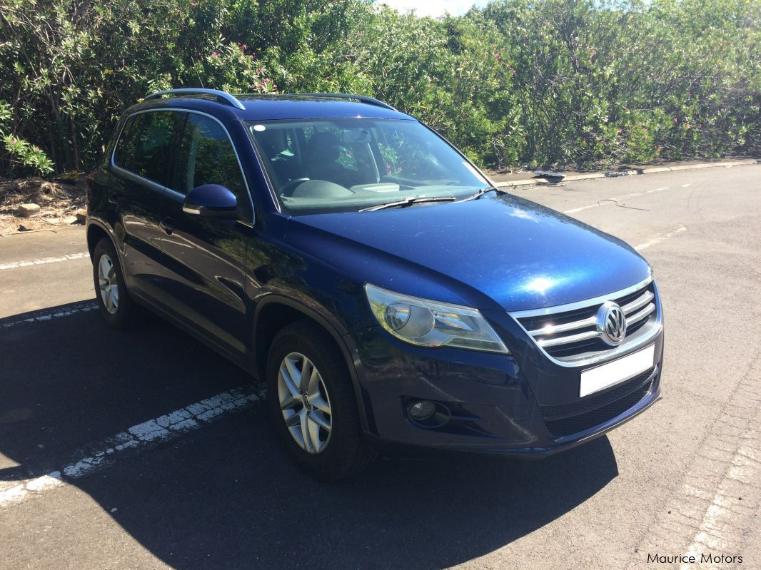 Pre-owned Volkswagen Tiguan for sale in