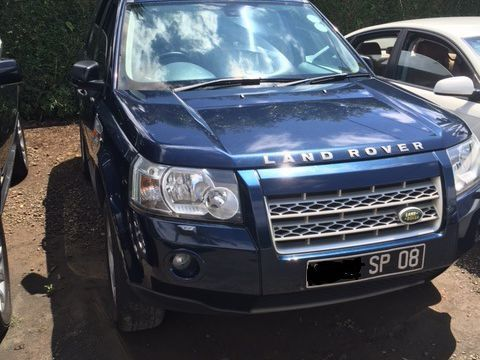 Pre-owned Land Rover Freelander 2 for sale in Mauritius