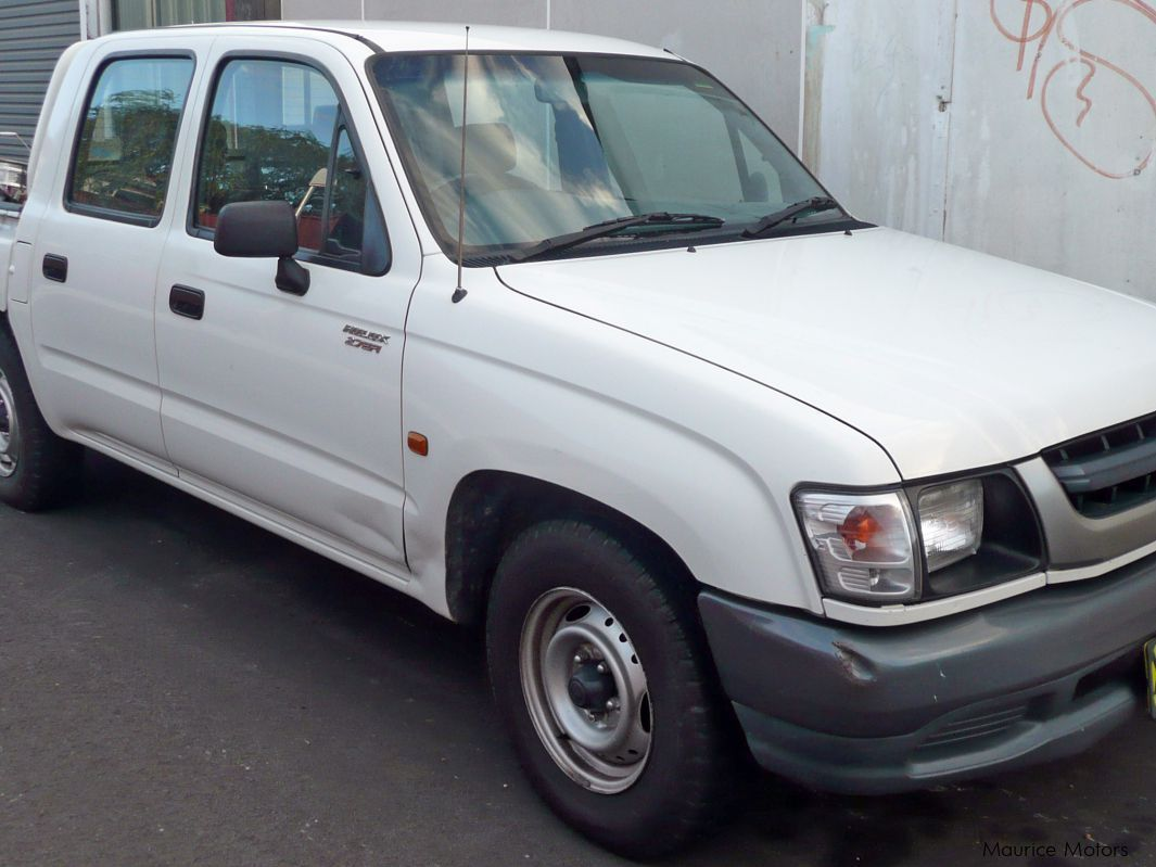 Pre-owned Toyota Hilux 2x4 for sale in