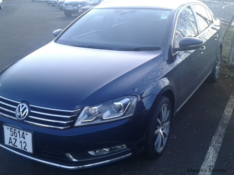 Pre-owned Volkswagen Passat for sale in Mauritius