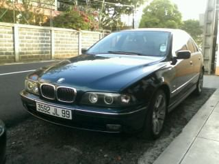 Used BMW 520 I E39 for sale in Mauritius