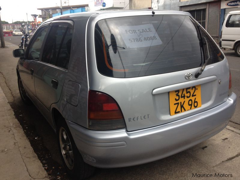 Pre-owned Toyota Starlet EP91 for sale in Mauritius