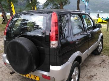 Pre-owned Daihatsu Terios for sale in